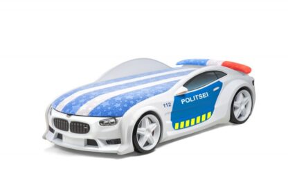 gulta mašīna policija