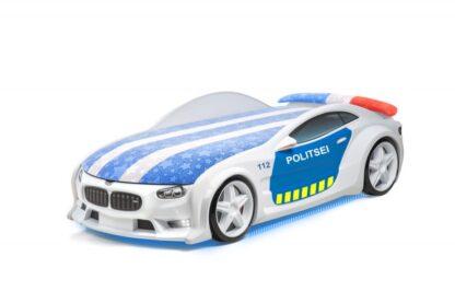 кровать машинка полиция