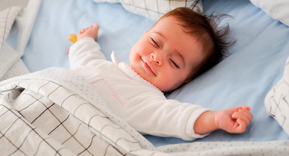 ребенок не спит один