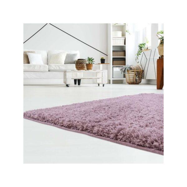 фиолетовый коврик в Риге
