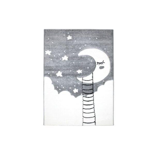 серый детский ковер